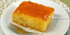 Yoğurt Tatlısı Tarifi – Yoğurt Tatlısı Nasıl Yapılır? Cornbread, Ethnic Recipes, Food, Yogurt, Millet Bread, Essen, Yemek, Meals