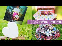 Manualidades para el dia de la madre (Mini Especial Crafty) - YouTube