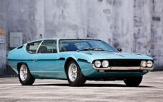 1968 Lamborghini Espada 400 GT Series 1 Maintenance/restoration of old/vintage vehicles: the material for new cogs/casters/gears/pads could be cast polyamide which I (Cast polyamide) can produce. My contact: tatjana.alic@windowslive.com