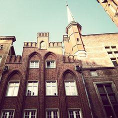 The weather is perfect today :) #sunnyday #gdansk #ilovemycity #architecture #archiporn #ilovegdn