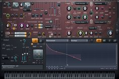 [Image-Line - Harmor] An amazingly powerful additive synth. Vocal bass extravaganza is guaranteed if used correctly