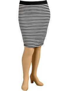 Womens Plus Jersey Pencil Skirts | Old Navy $19.99