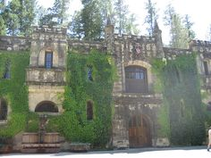 Chateau Montelena Winery - Napa Valley