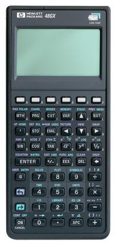 hp 48gx calculator