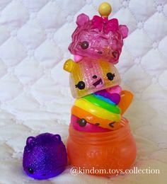 Num Noms Rainbow candies. Series 3.1