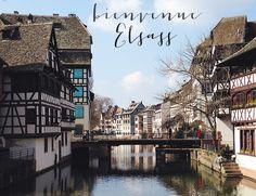 ( Puppenzimmer ): Reiseglück: Elsass Guide