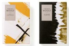 Virginia Woolf /Penguin Books, by Angus Hyland and Pentagram