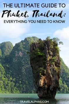 Looking for some Phuket, Thailand inspiration? This guide to Phuket, Thailand will help you choose what to do, what to skip, and where to stay during your trip to Phuket. It includes everything you need to know! | Phuket, Thailand | Things to do in Phuket | What to do in Phuket, Thailand | Phuket hotels | Where to stay in Phuket | What to do in Phuket | Phuket beaches | Phuket itinerary | Phuket travel guide | Phuket resorts | Phuket elephants | Kamala | Surin | Phuket tips |