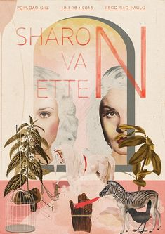 Beautiful poster design by Laurindo Feliciano
