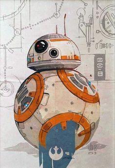 'BB-8' by Logan Pack