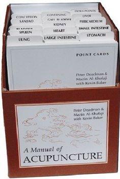 Acupuncture Point Cards by Peter Deadman, http://www.amazon.com/dp/0955909600/ref=cm_sw_r_pi_dp_pUgZrb11HDT5V