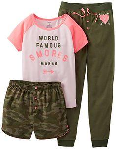 Carters Big Girls 3-pc. S'mores Maker Pajama Set 10 Green/pink Carter's http://www.amazon.com/dp/B00MP54DN8/ref=cm_sw_r_pi_dp_Csvvub03C2WH5