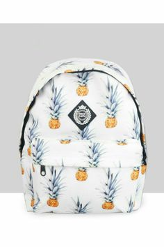 This item is shipped in 48 hours, included the weekends. Material: Canvas Measurements x x - 38 cm x 17 cm x 41 cm Care: Hand Wash Origin: Made in China Free Ems expedited shipping Pineapple Backpack, Fashion Bags, Fashion Accessories, Cute Pineapple, Pineapple Pattern, Cute Backpacks, Harajuku Fashion, Backpack Purse, Cute Bags