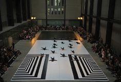 Michael Clark dance company