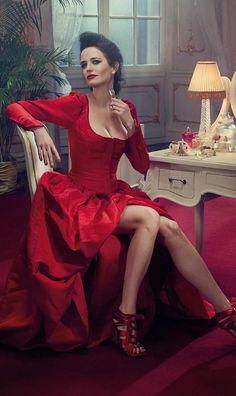 Eva Green Eva Green Penny Dreadful, French Beauty, Beauty Inside, Celebrity Beauty, Pretty Men, Beautiful Celebrities, Lady In Red, Actresses, Formal Dresses