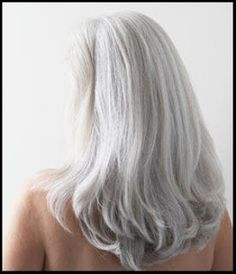 Home Remedies for Graying Hair.. someday hundreds of years from now, i'll probably need this
