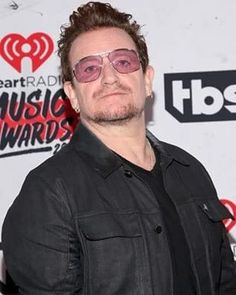 Bono [iHeartRadioMusicAwards - Los Angeles, 03/04/2016] Photo by: Jesse Grant/Getty Images North America VIA: Zimbio.com #U2 #u2memes #Bono #BonoVox #iheartradiomusicawards2016 #iheartradiomusicawards #iheartradio #la #losangeles #singer #musician #artist #rock #music #rockmusic #rockband #band #2010s #2010smusic