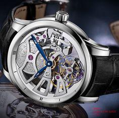 Ulysse Nardin Skeleton (2013) - Photos de montres