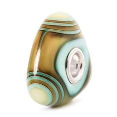 Trollbeads Aqua Edge Triangle