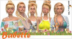 Model Babette