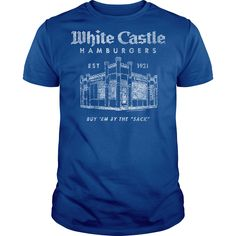 WHITE CASTLE BY THE SACK T-Shirts, Hoodies. Get It Now ==► https://www.sunfrog.com/LifeStyle/WHITE-CASTLE-BY-THE-SACK-.html?41382