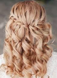 Imagini pentru esküvői frizurák hosszú hajból