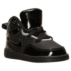 Boys' Toddler Nike First Flight Basketball Shoes - 725134 001 | Finish Line
