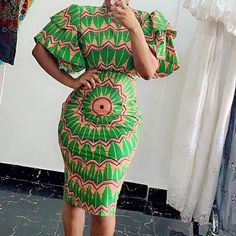 Try out this amazing beautiful Ankara dress we have for you ,This specially Ankara dress we selected for you will make you look … African Fashion Ankara, Latest African Fashion Dresses, African Dresses For Women, African Print Dresses, African Print Fashion, Africa Fashion, African Attire, African Wear, African Dress Styles
