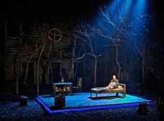Abigail/1702. Cincinnati Playhouse in the Park. Scenic design by Wilson Chin.