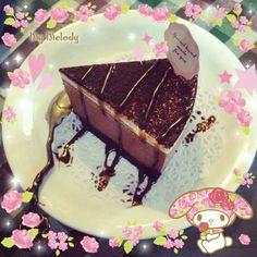 チョコレートのあまーいケーキを食べて1日の疲れをリフレッシュ♡  みんなは今日はどんなスイーツを食べましたか♡?   Treat yourself with this yummy chocolate cake after having a busy day at work!  Let us know what kind of desserts you ate today on Kawaii★Cam♡   Photo taken by makefunest on Kawaii★Cam    Join Kawaii★Cam now :)   For iOS:   https://www.kwcam.co   For Android :   https://play.google.com/store/apps/details?id=jp.co.aitia.whatifcamera    Follow me on Twitter :)   https://twitter.com/WhatIfCamera    Follow me on Pinterest :)…