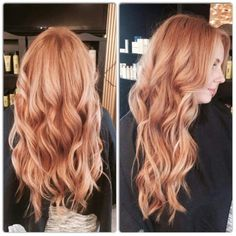 34 Absolutely Stunning Red Hair Color Ideas for Auburn Strawberry Blonde Red Hair red to blonde hair Strawberry Blonde Hair Color, Red Blonde Hair, Blonde Balayage, Blonde Color, Color Red, Red Hair Blonde Highlights, Blonde Curls, Curls Hair, Strawberry Color