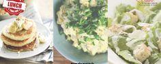 Een selectie van simpele lunch recepten die niet al te veel werk kosten, maar wel super lekker zijn. Check it out!