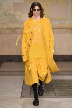 Damir Doma Spring 2017 Ready-to-Wear Fashion Show