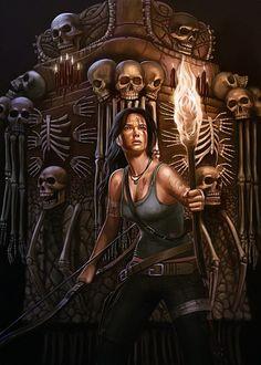 Tomb Raider Reborn deviantART Semi-Finalist