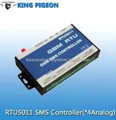 GSM Controller RTU 5011 4Anlog 8Digital I/O port RS232 (RTU5011) - China GSM Controller, KINGPIGEON
