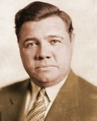 an analysis of the topic of the george herman ruth jr Read this biographies essay and over 88,000 other research documents george herman ruth, jr - early life george herman ruth, jr was born on february 6, 1895 in.