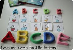 Letter Recognition & Sound Correspondence Activities