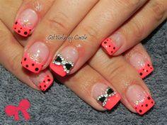 Pink by winternikki - Nail Art Gallery nailartgallery.nailsmag.com by Nails Magazine www.nailsmag.com #nailart