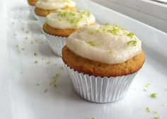 recipe: gluten free mini cupcakes with coconut butter frosting