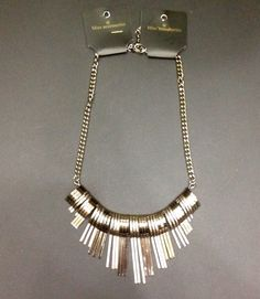 #necklace #gold #silver #accessories #jewels #trend #fall #winter #2014 #christmas #gift