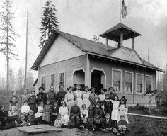 Baker School 1911