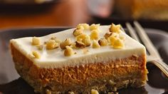 Enjoy this cheesy and rich dessert ready for baking in just 20 minutes!