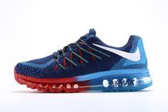 sports shoes 3dc90 edaf6 2015 Nouveau Nike Air Max Hommes s Mouche Tricoter Sportifs Chaussures  Bleu Jade Neutre704995-401 EUR 40-45 UK6-UK10 US7-US11