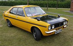 Hillman Avenger, 2 tone + go faster stripe. Subaru Xt, Ford Granada, Cool Old Cars, Jeep Cj, Porsche 911 Turbo, Ford Escort, Pontiac Firebird, Chevrolet Corvette, Plymouth