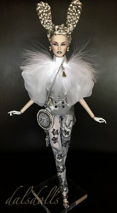 Fashion Fairytale Design Competition Winner!!!   by dal's dolls