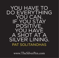 Silver Linning Quote
