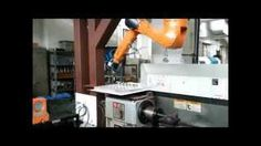 CNC Machine Tending by Robot - Increased Machine & System Utilization  - Improved Quality of Production  - Lower Overhead Cost  - Improved Machine Efficiency  - Elimination of Human Errors