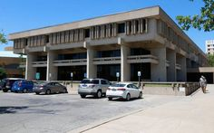 Architects see 50-year-old Wichita library as brutally honest. I am SO GLAD to see people putting in a good word for our downtown library building. Read this, and you'll learn something: http://www.kansas.com/news/politics-government/article153305214.html Two architects born decades apart are raving about the architectural significance of the 50-year-old downtown Wichita library, which faces an uncertain future.