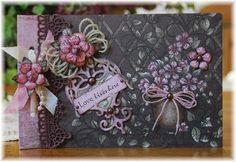 Heartfelt Creations | Vintage Floret Photo Book