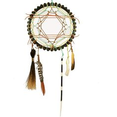The Nomadic Sun Dreamcatcher by PARALLELDESIGNS on Etsy, $250.00